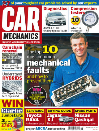 Car Mechanics November 2014