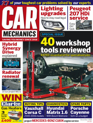 Car Mechanics December 2014