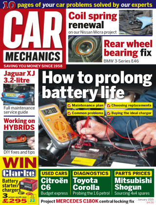 Car Mechanics January 2015