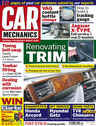 Car Mechanics March 2015