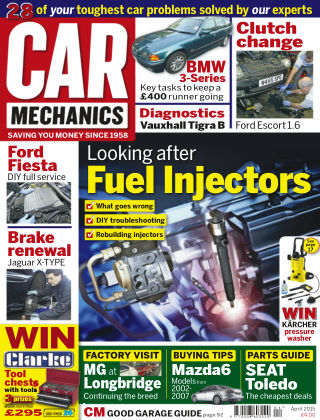 Car Mechanics April 2015