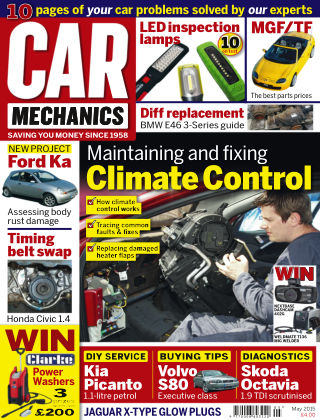 Car Mechanics May 2015