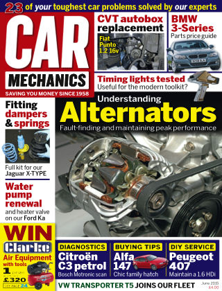 Car Mechanics June 2015