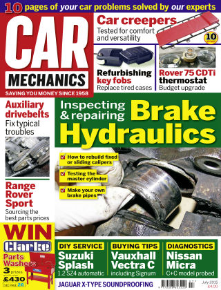 Car Mechanics July 2015