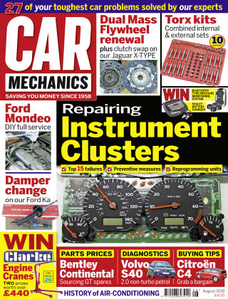 Car Mechanics August 2015