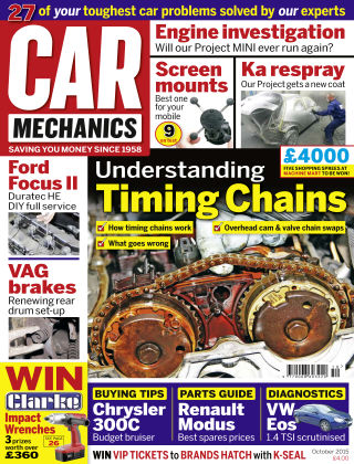 Car Mechanics October 2015