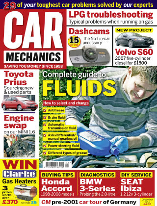 Car Mechanics December 2015