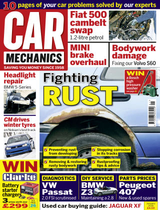 Car Mechanics January 2016