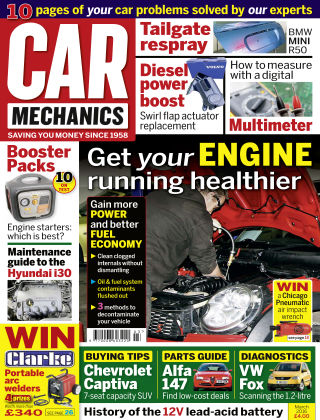 Car Mechanics March 2016