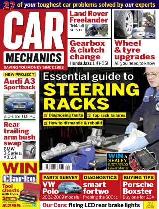 Car Mechanics April 2016