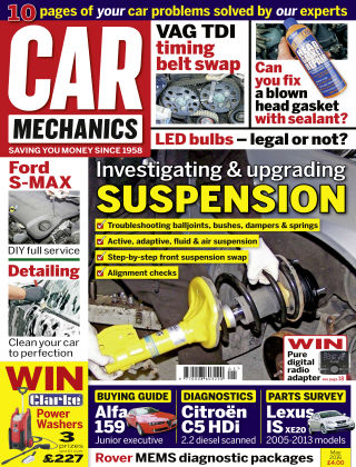 Car Mechanics May 2016
