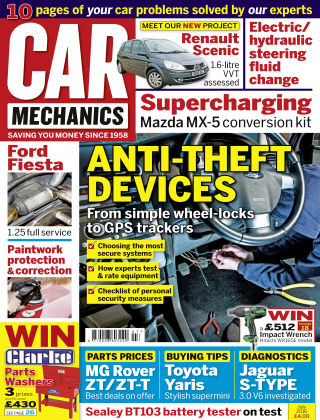 Car Mechanics July 2016