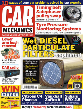 Car Mechanics September 2016