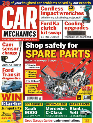 Car Mechanics October 2016