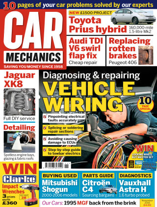 Car Mechanics November 2016