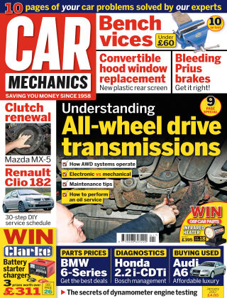 Car Mechanics January 2017