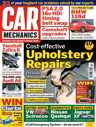 Car Mechanics February 2017
