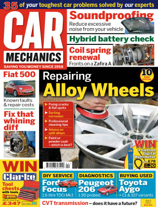 Car Mechanics April 2017