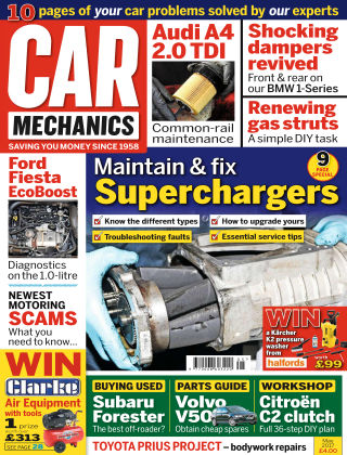 Car Mechanics May 2017