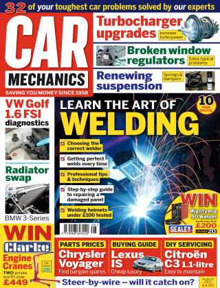 Car Mechanics Aug 2017