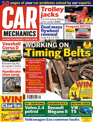 Car Mechanics Sep 2017