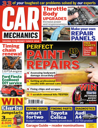 Car Mechanics Oct 2017