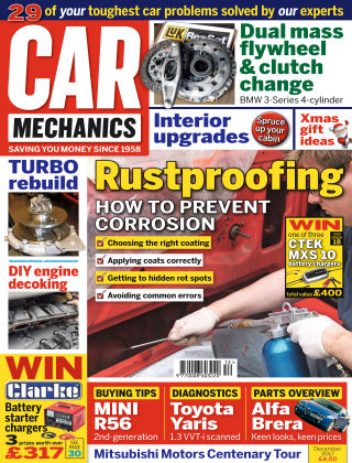 Car Mechanics Dec 2017