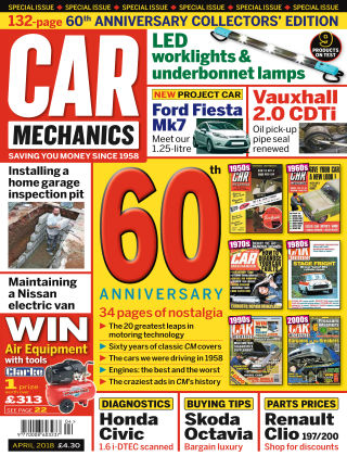 Car Mechanics Apr 2018