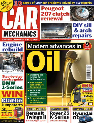 Car Mechanics Sep 2018