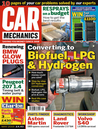 Car Mechanics May  2019