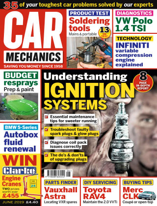 Car Mechanics Jun 2019