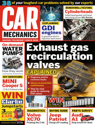 Car Mechanics Aug 2019