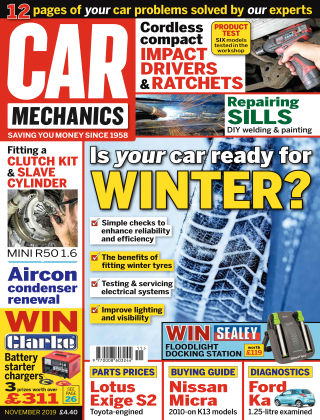 Car Mechanics Nov 2019
