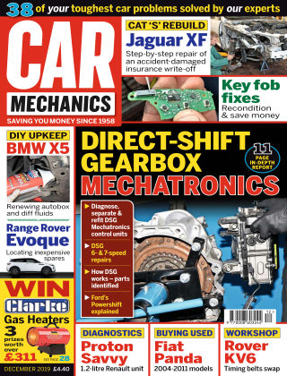 Car Mechanics Dec 2019
