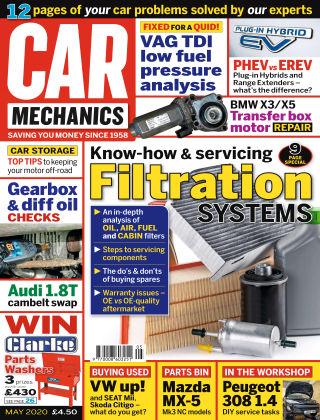 Car Mechanics May 2020