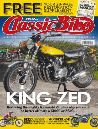 Classic Bike October 2014