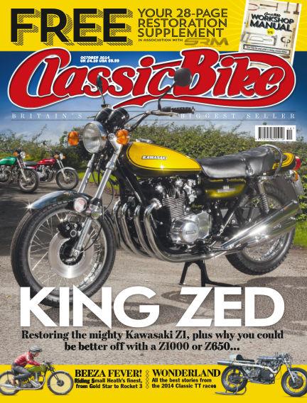 Classic Bike September 24, 2014 00:00