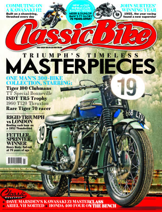 Classic Bike July 2014