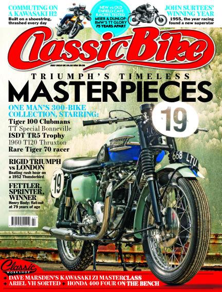 Classic Bike June 25, 2014 00:00