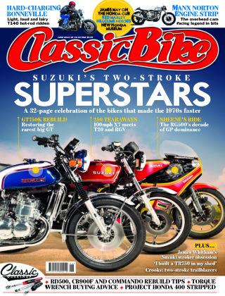 Classic Bike June 2014
