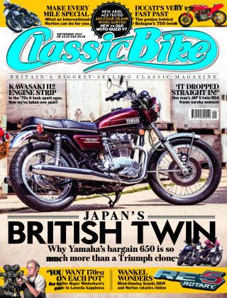 Classic Bike September 2014