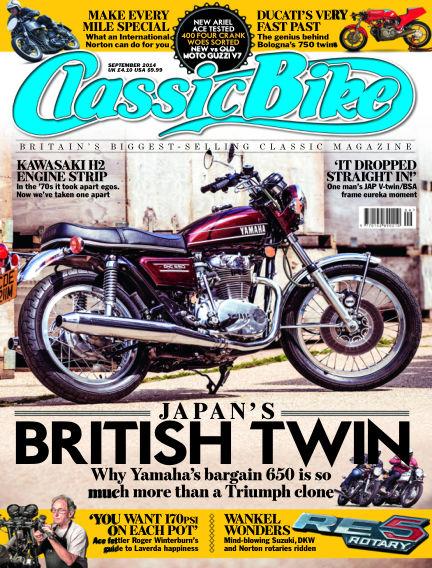 Classic Bike August 27, 2014 00:00