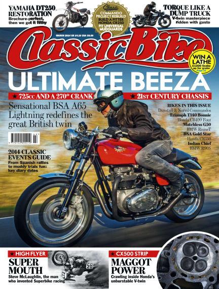 Classic Bike February 26, 2014 00:00