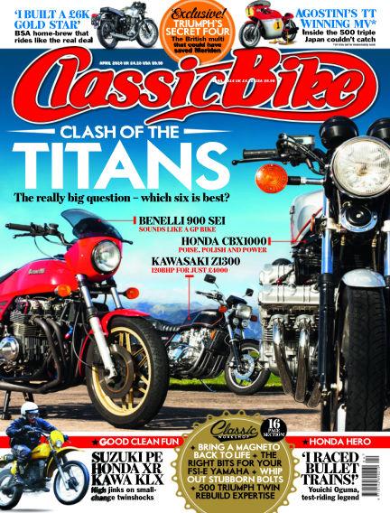 Classic Bike March 26, 2014 00:00