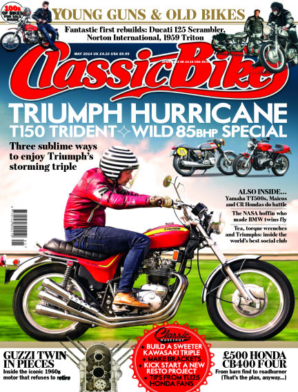 Classic Bike April 30, 2014 00:00