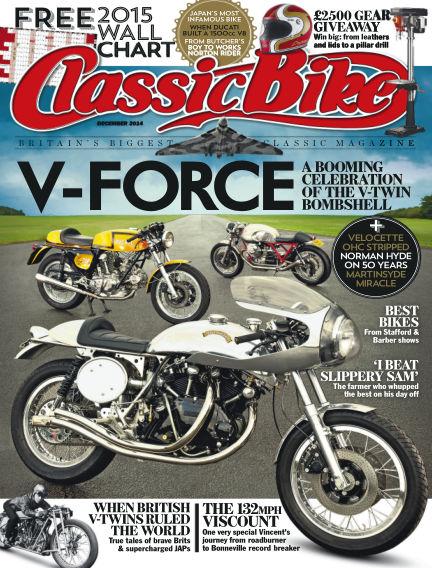 Classic Bike November 26, 2014 00:00