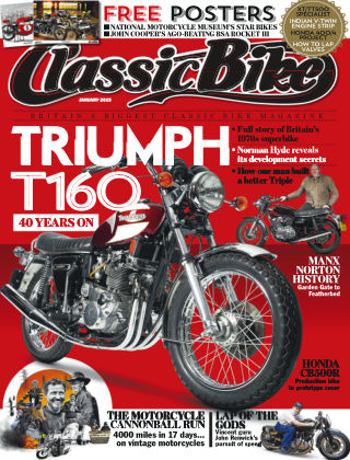 Classic Bike January 2015
