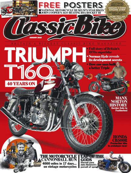 Classic Bike December 31, 2014 00:00