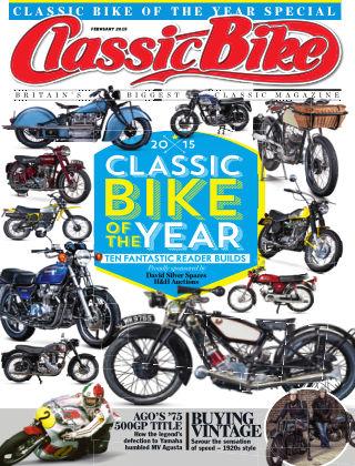 Classic Bike February 2015