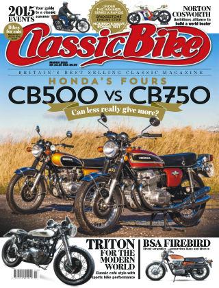 Classic Bike March 2015